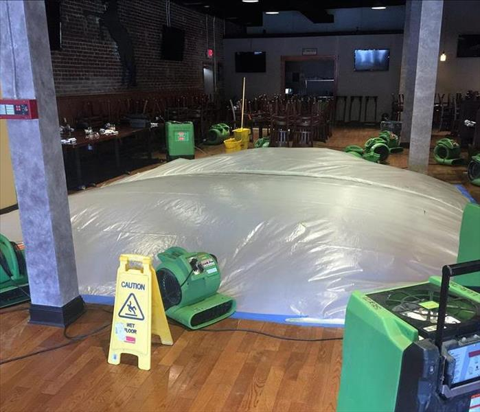 Local Restaurant Experiences Fire And Water Damage