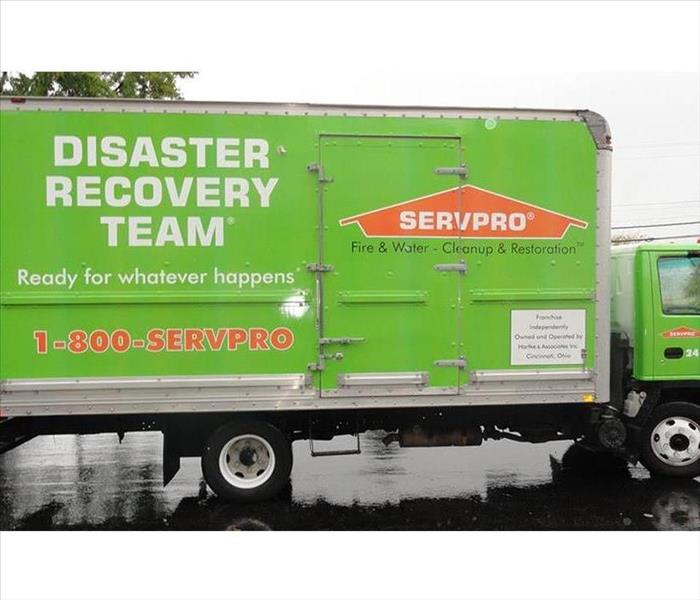 Storm Damage When Storms or Floods hit SERVPRO is ready!