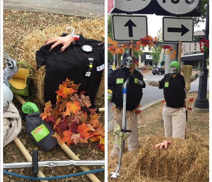 Commercial Invasion of the Scarecrows Contest